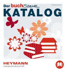 buchhandlung heymann buchszene katalog frühjahr 2016 by
