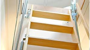 how to install attic stairs replace attic ladder springs u2013 us1 me