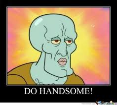Handsome Man Meme - handsome by alangarcia meme center