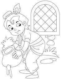 rakhi coloring pages 18 creative activities to do on krishna janmashtami with kids