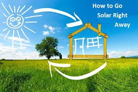 how to go solar solar guide is solar is right for future