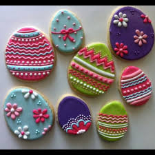 Decorating Easter Cookies Ideas by Best 25 Easter Cookies Ideas On Pinterest Easter Egg Cake
