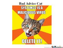 bad advice cat by tacofrog meme center