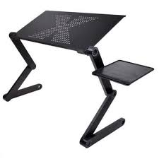 lighted laptop desk tray linus standing laptop desk nice stuff co