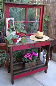 Vintage Redwood Patio Furniture - best 20 potting tables ideas on pinterest garden table potting
