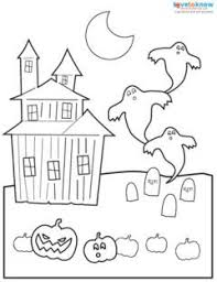 halloween printable activities lovetoknow