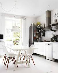 Classic White Interior Design White Kitchens The Absence Of Color Guest Post From Susan Serra