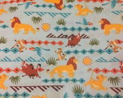 lion king wrapping paper timone and pumba etsy
