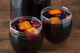 cranberry sangria what s gaby cooking