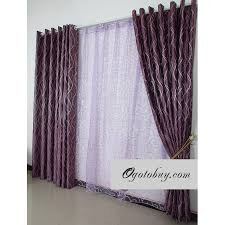 modern paisley polyester blackout purple curtains buy purple