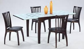 rectangle glass kitchen table top 78 matchless modern glass dining table room set rectangular 6