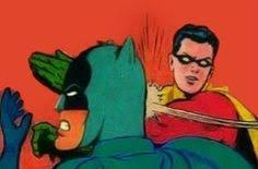 Batman And Robin Meme Maker - batman slapping robin meme generator imgflip comic book pages