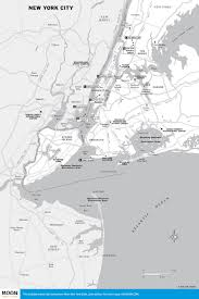 New York City Street Map by Printable Travel Maps Of New York Moon Travel Guides