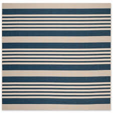 8 Foot Square Rug by Buy 8 U0027 Blue Square Rug From Bed Bath U0026 Beyond