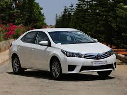 cost of toyota corolla in india toyota corolla altis price check november offers images