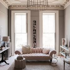 Pink Living Room Ideas Pale Pink And Muted Grey Living Room Grey Living Rooms Pale