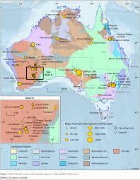 atlas map of australia gold in australia minerals downunder australian mines atlas