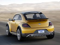 volkswagen beetle concept new volkswagen beetle dune concept pictures and details autotribute