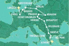 Thessaloniki Greece Map by Top 10 Greece Tours U0026 Trips 2017 18 Geckos Adventures Us