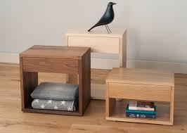 bedroom furniture wooden modern minimalist nightstand bedroom
