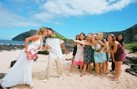 hawaiian weddings planning your hawaiian marriage ceremony air heads scuba