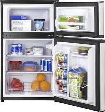 insignia 3 0 cu ft mini fridge silver ns cf31ss6 best buy