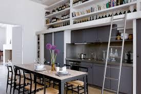 cuisine ouverte cuisine ouverte sur sejour kirafes