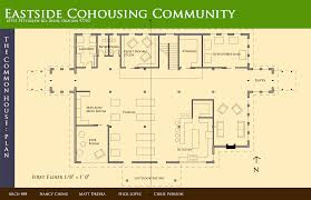 cohousing floor plans eastside bend or commhouse floor plan favorite urban co housing