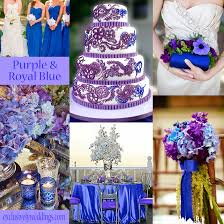 blue and purple wedding blue and purple wedding purple wedding color combination options