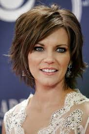 google short shaggy style hair cut medium to short length haircuts for square faces google search