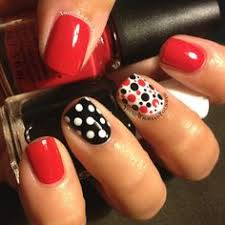 red white and blue nail art designs how to nail designs