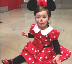 Toddler Costumes Halloween 25 Minnie Mouse Costume Toddler Ideas