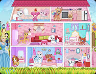 All Old Doll House Decoration Games for Girls