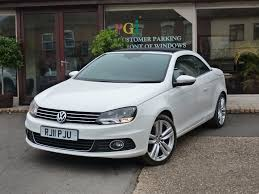 used volkswagen eos manual for sale motors co uk