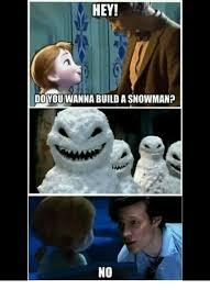 Do You Want To Build A Snowman Meme - 25 best memes about do you wanna build a snowman and bowl do