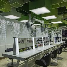 salon and spa interior design dezeen