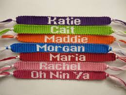 bracelet friendship name images Pin by chris krehbiel on craft ideas pinterest friendship jpg
