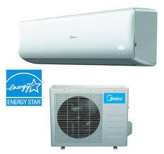 mitsubishi mini split midea 24000 btu 19 seer super inverter mini split heat pump ac