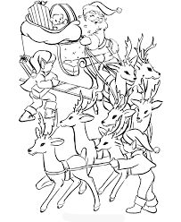 christmas eve coloring pages learn coloring