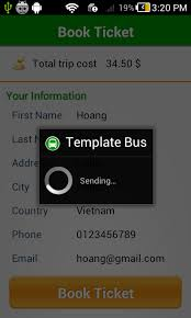 buy bus app template for android travel chupamobile com