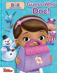 disney doc mcstuffins guess doc book disney doc