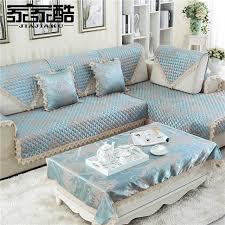 tissu housse canapé jiajiaku marque personnalisé coupe housse de canapé coton tissu