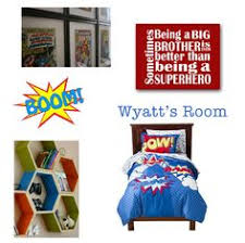captain america superhero wood letter for kids by lolasletters