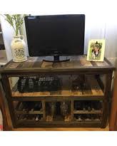 Barn Board Wine Rack Bargains On Rustic Industrial Barn Board Entertainment Center Tv