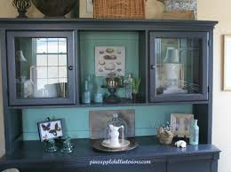 living room hutch upated pineapple hill interiors