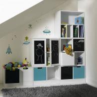 meuble pour chambre enfant chambre d enfant et ado rangement optimisation d espace et gain
