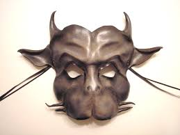 leather mask leather masks handcrafted by teonova