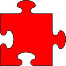 printable puzzle pieces border paper clip art library