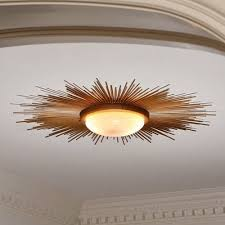 Large Semi Flush Ceiling Lights Amazing Lighting Ideas 3 Light Brushed Nickel Semi Flush Mount