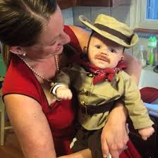 party city tulsa halloween costumes baby u0027s first halloween theodore looked adorable in his homemade